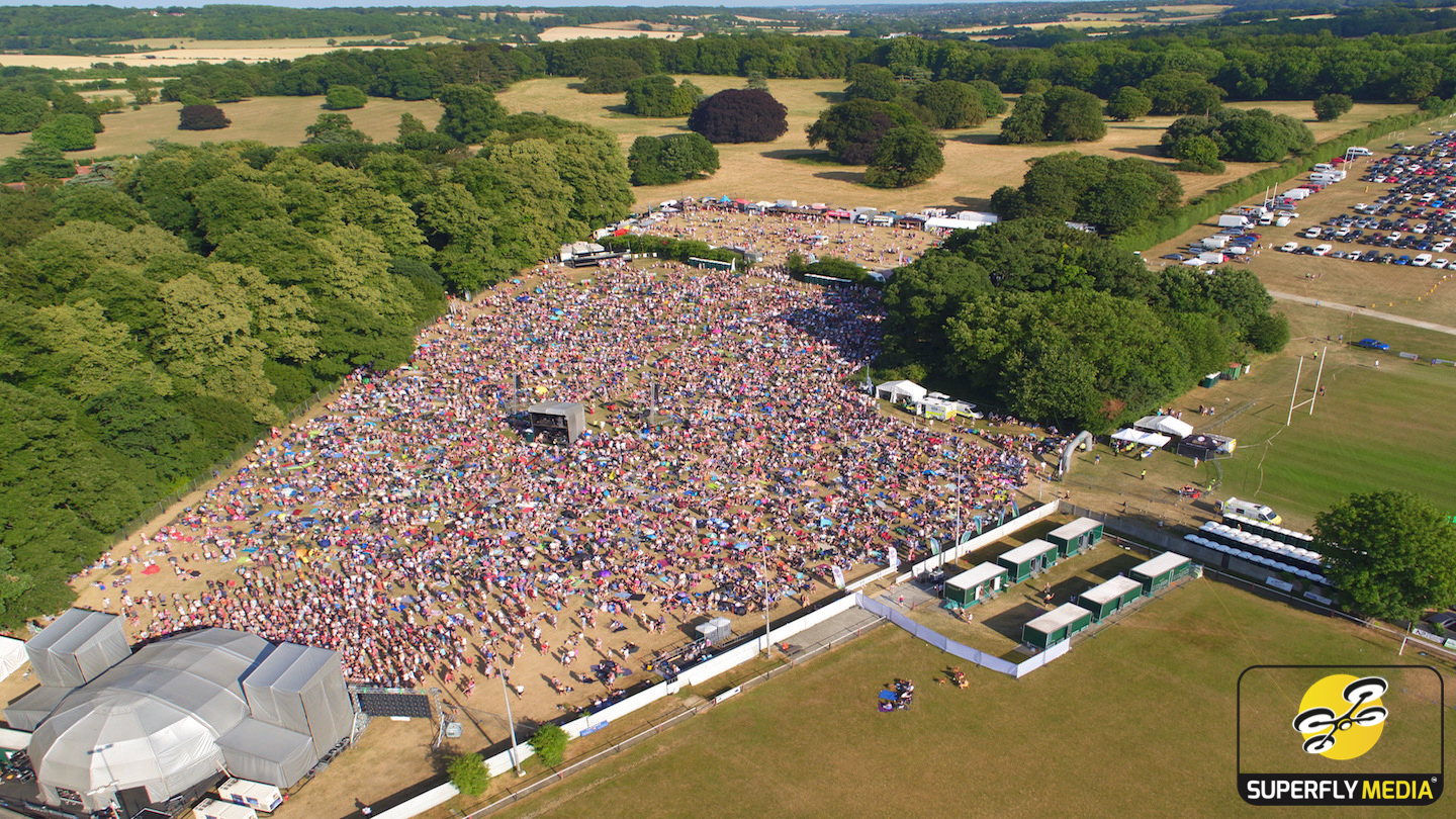 Events and festivals UAV Services